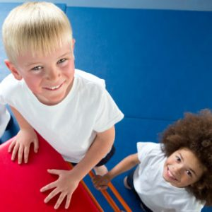 Gymnastics classes for boys and ninja programs in Denver Colorado
