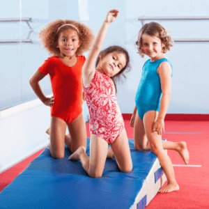 Gymnastics and tumbling classes in Denver