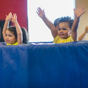 Toddler and Preschool Gymnastics