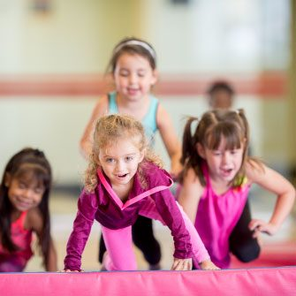 Denver preschool gymnastics and gymnastics classes for toddlers in Denver