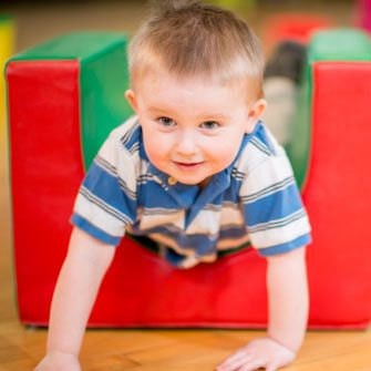 Preschool gymnastic programs for toddlers and children under 3 years old in Denver